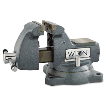 JET 21400 Swivel Base Mechanic's Vise
