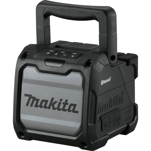 Factory Reconditioned Makita XRM08B-R 18V LXT / 12V max CXT Lithium-Ion Bluetooth Job Site Speaker, (Bare Tool)
