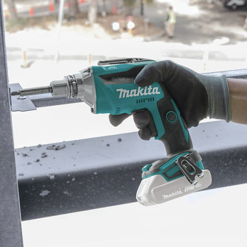 Makita XSF04Z 18V LXT Li-Ion Brushless Cordless Drywall Screwdriver (Tool Only) image number 5