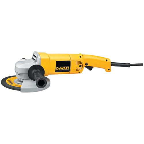 Factory Reconditioned Dewalt DW840KR 7 in. 8,000 RPM 13.0 Amp Angle Grinder Kit