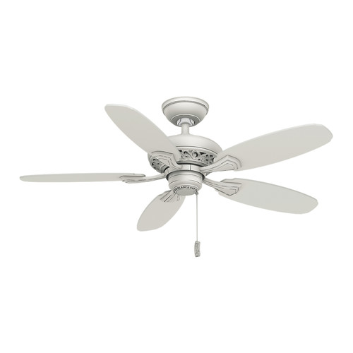 Casablanca 53194 44 in. Fordham Cottage White Ceiling Fan