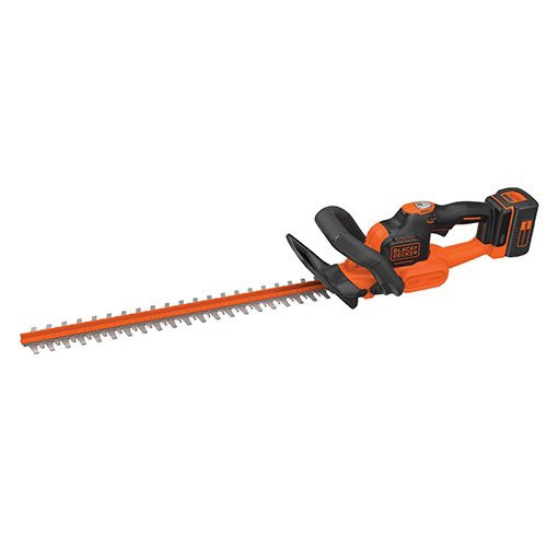Black & Decker LHT341FF 40V MAX Cordless Lithium-Ion 24 in. POWERCUT Hedge Trimmer Kit image number 0