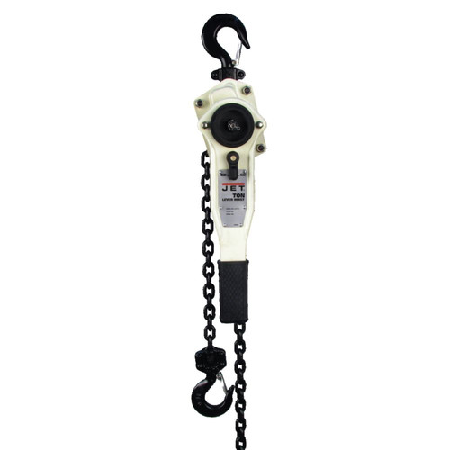 JET JLP-075AWO-5 0.75 Ton Lever Hoist with 5 ft. Lift & Overload Protection