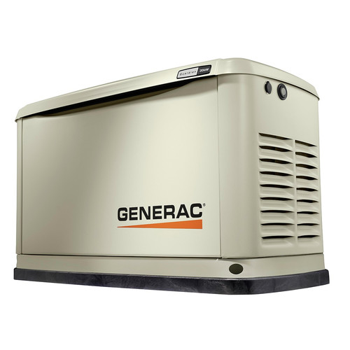 Generac 70381 Guardian Series 20/18 KW Air-Cooled Standby Generator with Wi-Fi, Aluminum Enclosure image number 0