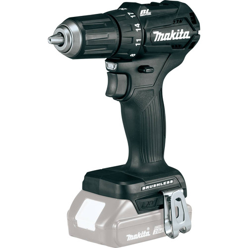 Makita XFD11ZB 18V LXT Lithium-Ion Brushless Sub-Compact 1/2 in. Cordless Drill Driver (Tool Only) image number 0