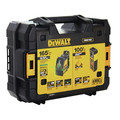 Dewalt DW0889CG Green Beam Cross Line Laser and 99 ft. Laser Distance Measurer Kit image number 5
