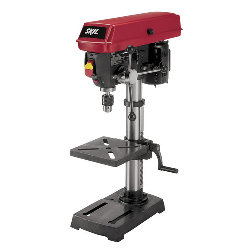 Factory Reconditioned Skil 3320-01-RT 10 in. Drill Press with Laser