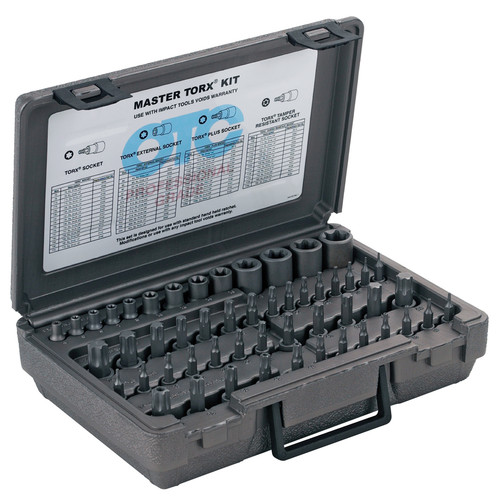 OTC Tools & Equipment 5900A 52-Piece Master Torx Socket Set