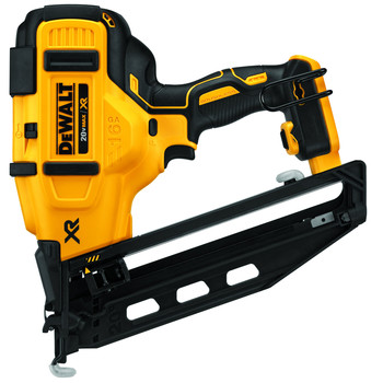 Dewalt DCN660B 20V MAX XR 16 Gauge 2-1/2 in. 20 Degree Angled Finish Nailer (Tool Only)