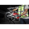 Milwaukee 2729S-20 M18 FUEL Cordless Lithium-Ion Deep Cut Dual-Trigger Band Saw (Tool Only) image number 10