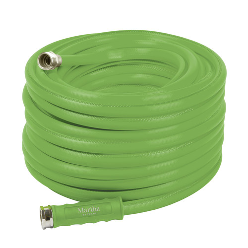 Martha Stewart MTS-APGH100 100 ft. 5/8 in. Medium-Duty Max Flow All-Purpose Garden Hose image number 0