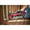 Milwaukee 2836-20 M18 FUEL Brushless Lithium-Ion Cordless Oscillating Multi-Tool (Tool Only) image number 11