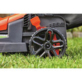 Black & Decker BEMW472BH 10 Amp/ 15 in. Electric Lawn Mower with Comfort Grip Handle image number 7