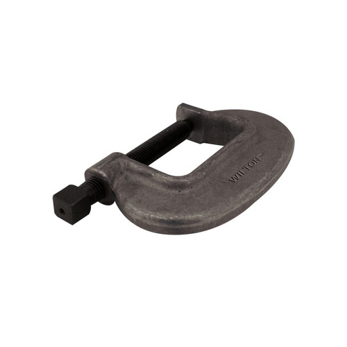 Wilton 14545 3-FC, O Series C-Clamp - Full Closing Spindles, 0 in. - 3-3/8 in. Jaw Opening, 2-3/8 in. Throat Depth
