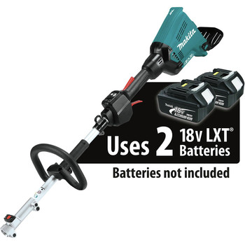 Makita XUX01Z 18V X2 LXT Lithium-Ion Brushless Cordless Couple Shaft Power Head (Tool Only)