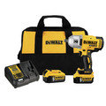 Dewalt DCF899P2 20V MAX XR Cordless Lithium-Ion 1/2 in. Brushless Detent Pin Impact Wrench with 2 Batteries
