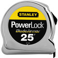 Stanley 33-525 25 ft. PowerLock Tape Rule with BladeArmor