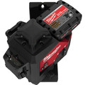 Milwaukee 3632-21 M12 360-Degree 3-Plane Cordless Laser Kit - Green (4 Ah) image number 12