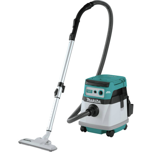 Makita XCV23Z 18V X2 (36V) LXT Brushless Lithium-Ion 4 Gallon Cordless Wet/ Dry Dust Extractor/ Vacuum (Tool Only) image number 0