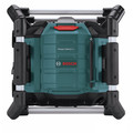 Bosch PB360C 18V Cordless Lithium-Ion Power Box Jobsite AM/FM Radio/Charger/Digital Media Stereo (Tool Only) image number 6
