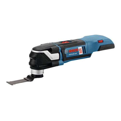 Bosch GOP18V-28N 18V EC Cordless Lithium-Ion Brushless StarlockPlus Oscillating Multi-Tool (Bare Tool)