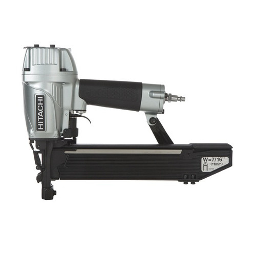 Factory Reconditioned Hitachi N5008AC2 16-Gauge 7/16 in. Crown 2 in. Construction Stapler
