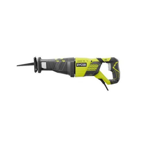 Factory Reconditioned Ryobi ZRRJ185V 10 Amp Variable Speed Reciprocating Saw