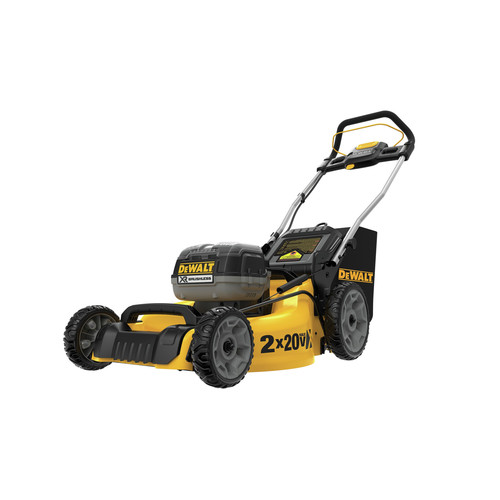 Dewalt DCMW220P2 2X 20V MAX 3-in-1 Cordless Lawn Mower image number 0