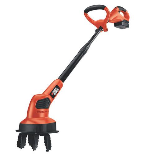 Factory Reconditioned Black & Decker GC818R 18V Cordless 7 in. Garden Cultivator