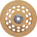 Makita A-96213 7 in. Anti-Vibration Double Row Diamond Cup Wheel image number 1
