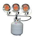Mr. Heater MH45T 10,000 - 45,000 BTU Triple Tank Top Propane Heater