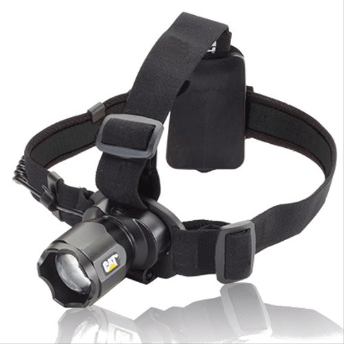 CAT CT4205 3.7V Lithium-Ion Rechargeable Focusing Headlamp