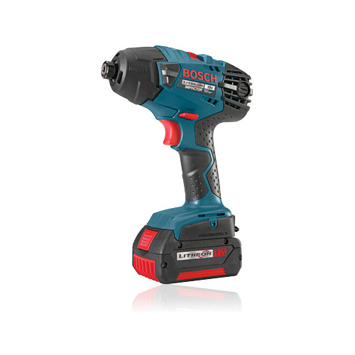 Factory Reconditioned Bosch 26618-01-RT 18V Cordless Lithium-Ion 1/4 in. Impact Drill Driver