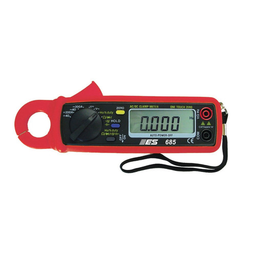 Electronic Specialties 685 Current Probe/Digital Multimeter with Low Amp Capability