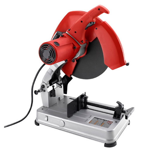 Factory Reconditioned Milwaukee 6177-80 14 in. Abrasive Chop Saw image number 0