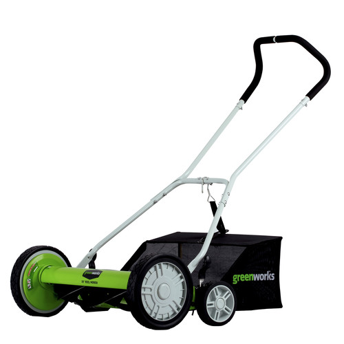 Greenworks 25072 20 in. Push Reel Mower