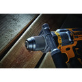 Dewalt DCK2100P2 20V MAX Brushless Cordless 1/2 in. Hammer Drill Driver / Impact Driver Combo Kit (5 Ah) image number 13