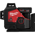 Milwaukee 3632-21 M12 360-Degree 3-Plane Cordless Laser Kit - Green (4 Ah) image number 10