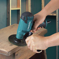 Makita GV5010 4.2 Amp 4500 RPM 5 in. Disc Sander with Rubberized Soft Grip image number 1