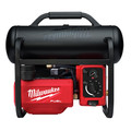 Milwaukee 2840-20 M18 FUEL Brushless Cordless 2 Gallon Compact Quiet Air Compressor (Tool Only) image number 2