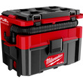 Milwaukee 0970-20 M18 FUEL PACKOUT Lithium-Ion Brushless 2.5 Gallon Cordless Wet/Dry Vacuum (Tool Only) image number 4