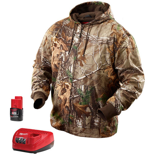 Milwaukee 2383-L 12V Lithium-Ion Heated Hoodie Kit