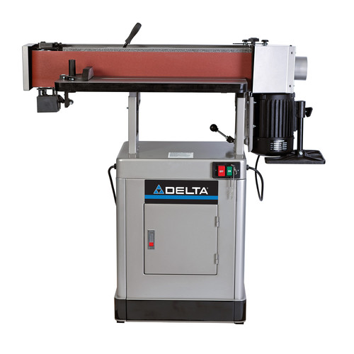 Delta 31-482 6 in. x 89 in. Oscillating Edge Belt Sander image number 0