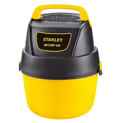 Stanley SL18125P 1.5 Peak HP 1 Gallon Hang-Up & Portable Poly Wet Dry Vac