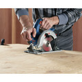 Bosch CCS180-B15 18V 6-1/2 in. Circular Saw Kit with (1) CORE18V 4.0 Ah Lithium-Ion Compact Battery image number 7