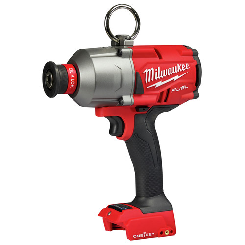 Milwaukee 2865-20 M18 FUEL 7/16 in. Hex Utility High-Torque Impact Wrench with ONE-KEY (Tool Only) image number 0