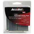 SENCO A409809 16-Gauge 1-1/4 in. - 2-1/2 in. Straight Strip Finish Nails Variety Pack (800-Pack)