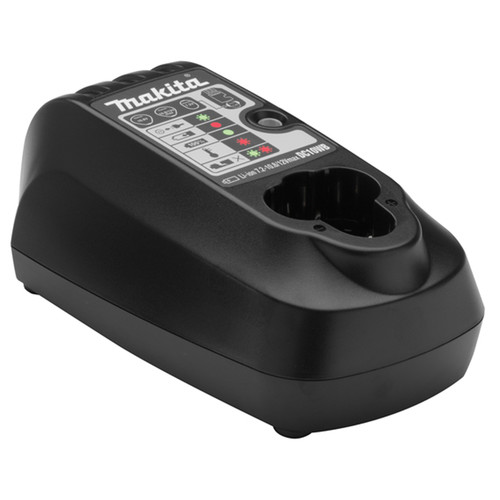 Makita DC10WB 7.2V - 12V Multi-Voltage Lithium-Ion Charger