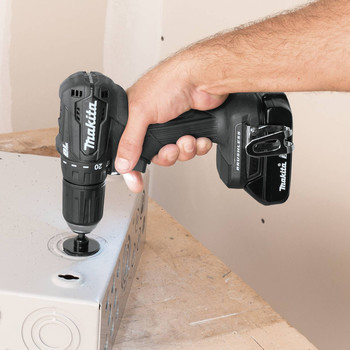 Makita XFD11R1B 18V LXT Lithium-Ion Brushless Sub-Compact 1/2 in. Cordless Drill Driver Kit (2 Ah) image number 7