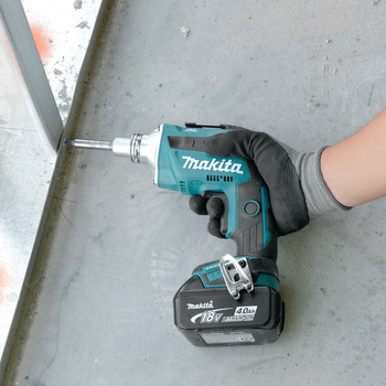 Makita XSF03Z 18V LXT Li-Ion Brushless Drywall Screwdriver (Tool Only) image number 5